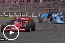 Massive Formula 5000 crash