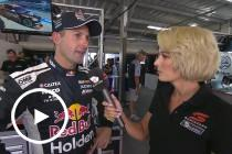 Whincup wrapped with sixth