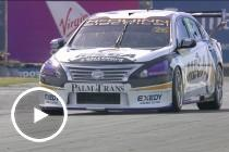 Highlights – Practice 2 Dunlop Super2 Series 2018 Tasmania