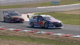 Van Gisbergen fined for Reynolds incident