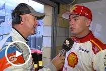 McLaughlin talks through Race 7 issue