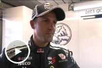 Whincup: We detuned the car in P2