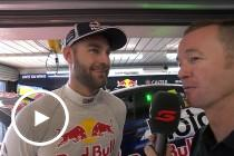 Van Gisbergen: We're in and amongst it