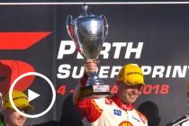 Highlights: Race 11 2018 Perth SuperSprint