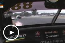 Onboard reveals Winterbottom airborne moment