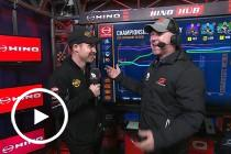 Reynolds plays the Supercars stockmarket