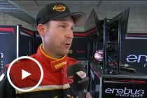 Reynolds explains early practice problem