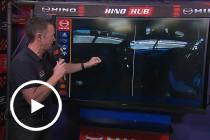 Hino Hub: The difference between Whincup and McLaughlin