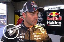 Whincup disappointed with double-stack impact