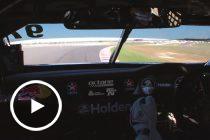 Onboard: Van Gisbergen blitzes field