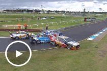 Highlights: Race for the Grid 1 2018 RABBLE.club Sandown 500