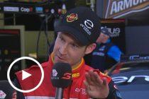 Reynolds talks through Shootout lap