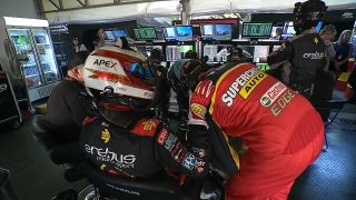 Why Mostert consoled rookie after heavy crash