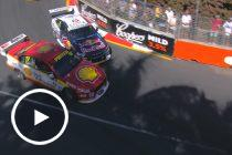 Leaders clash early at Gold Coast 600