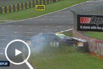 Pukekohe bites in Porsche race