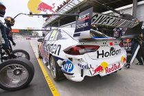 Van Gisbergen keeps Saturday race win