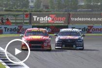 McLaughlin and Whincup battle at Pukekohe