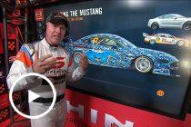 Larko explores the 2019 Supercars Ford Mustang