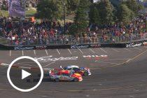 Van Gisbergen takes the win on final lap