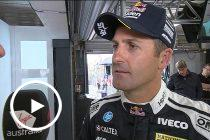 Whincup: The car is very, very slow