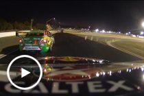 Supercars legends sample SuperNight conditions