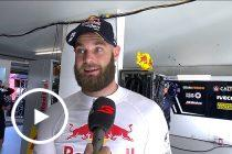Van Gisbergen 'Johnny no-pace' in qualifying