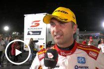 Top three interviewed: Race 11 at Barbagallo