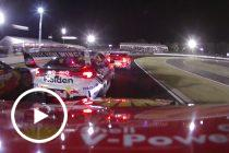 McLaughlin's costly Perth SuperNight start