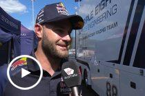 'Drastic' changes not helping van Gisbergen