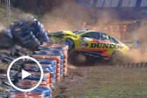BJR team-mates crash out of qualifying