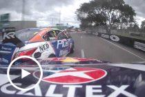 Narrow escape for Whincup and Heimgartner