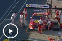 Slow stop costly for McLaughlin