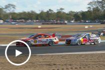 McLaughlin and Van Gisbergen's thriller Ipswich finish