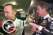 Lowndes and Murph react to Perth night run