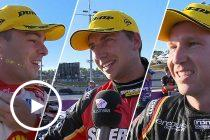 Top Three Interviewed: Race 15 2019 Darwin
