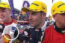Top Three Interviewed: Race 17 2019 Townsville