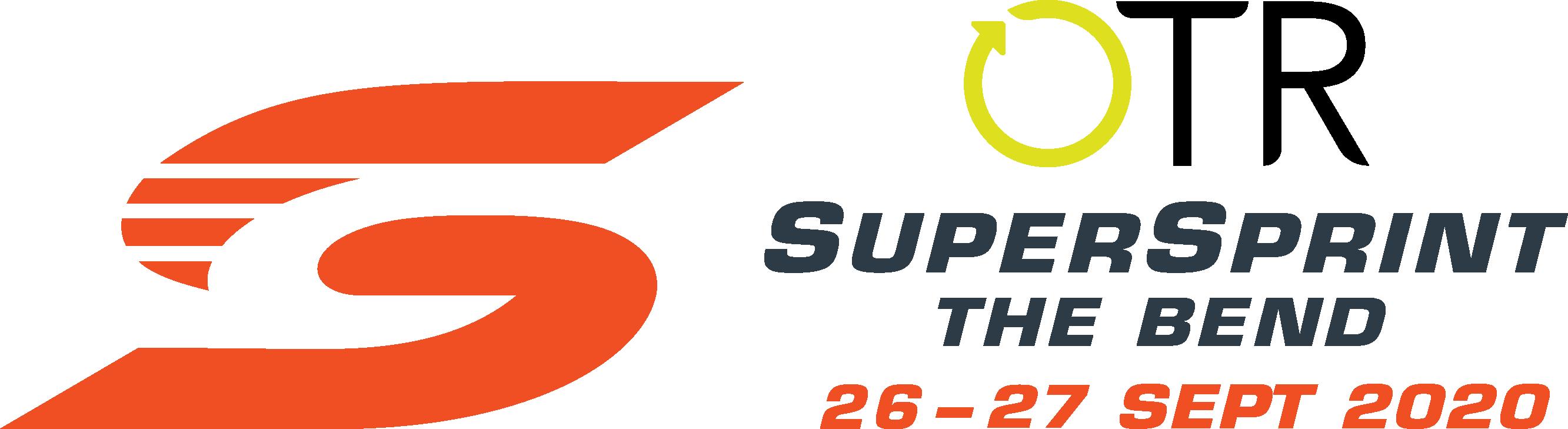 V8 Supercars - OTR SuperSprint The Bend logo