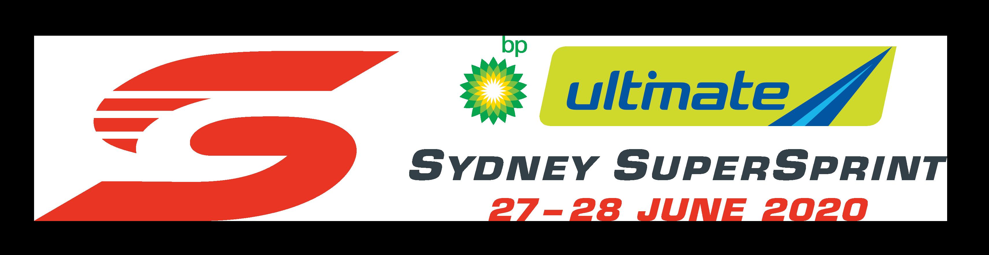 V8 Supercars - BP Ultimate Sydney SuperSprint logo
