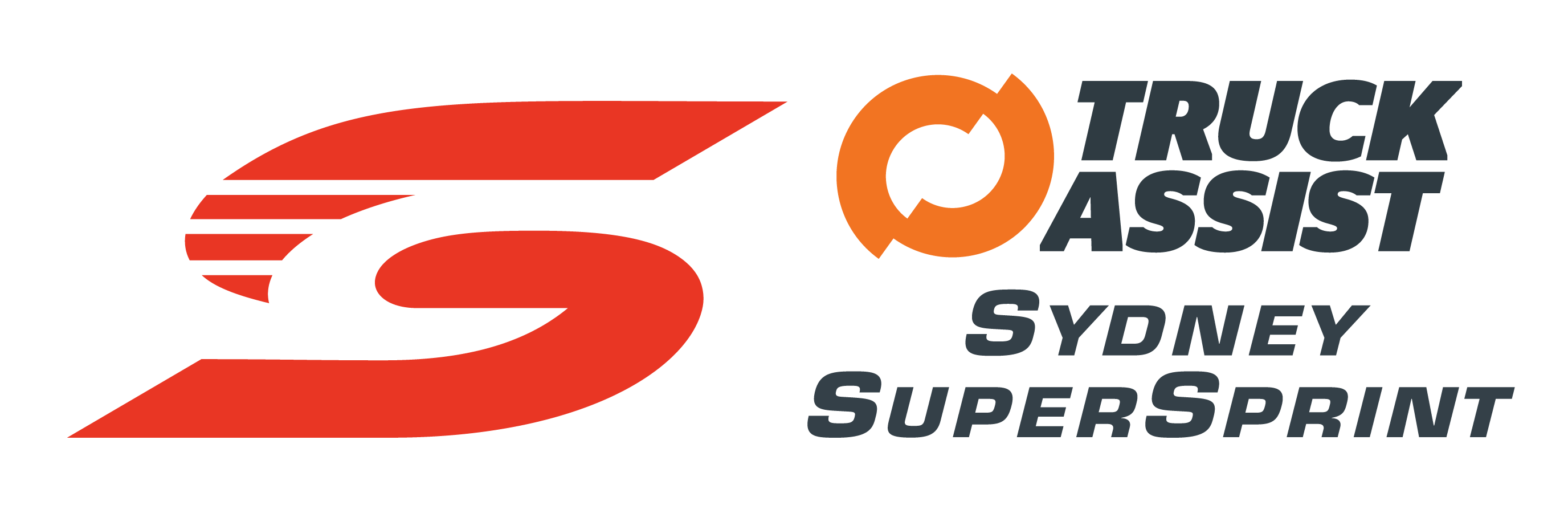 V8 Supercars - Truck Assist Sydney SuperSprint logo