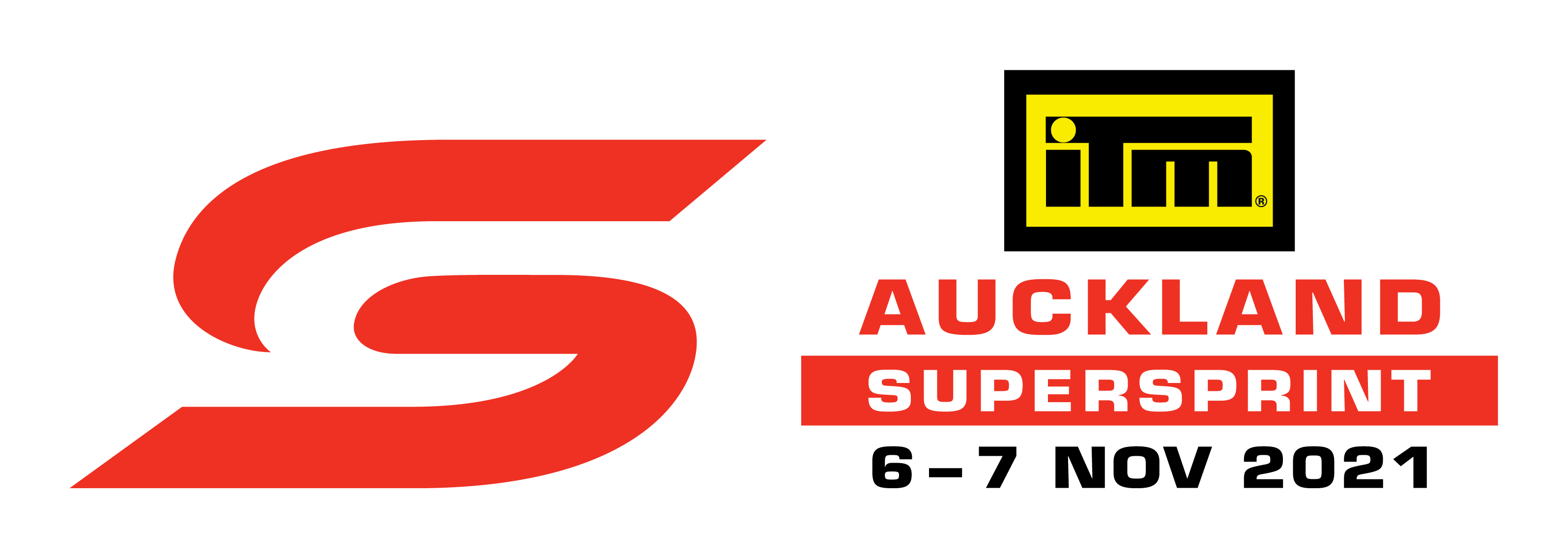 V8 Supercars - ITM Auckland SuperSprint logo