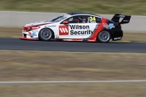 Golding not fazed by rookie testing deficit