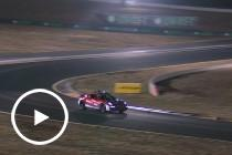 Night test at Sydney Motorsport Park