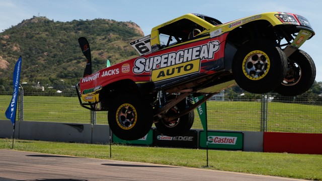 Spectacular Stadium Super Trucks to roar at Castrol EDGE Townsville 400
