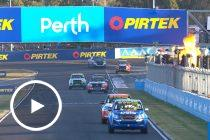 Highlights: Race 3 ECB SuperUtes Series 2019 Perth