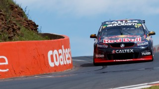 Van Gisbergen going for it