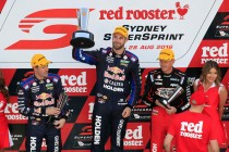 Van Gisbergen pips Whincup in epic battle