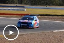 Raw Vision: V6 turbo hits Queensland Raceway