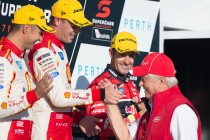 Whincup: You can't stay at the top forever