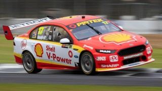 Shell Fords set the pace in Practice 1