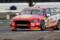 McLaughlin leads the way in final practice